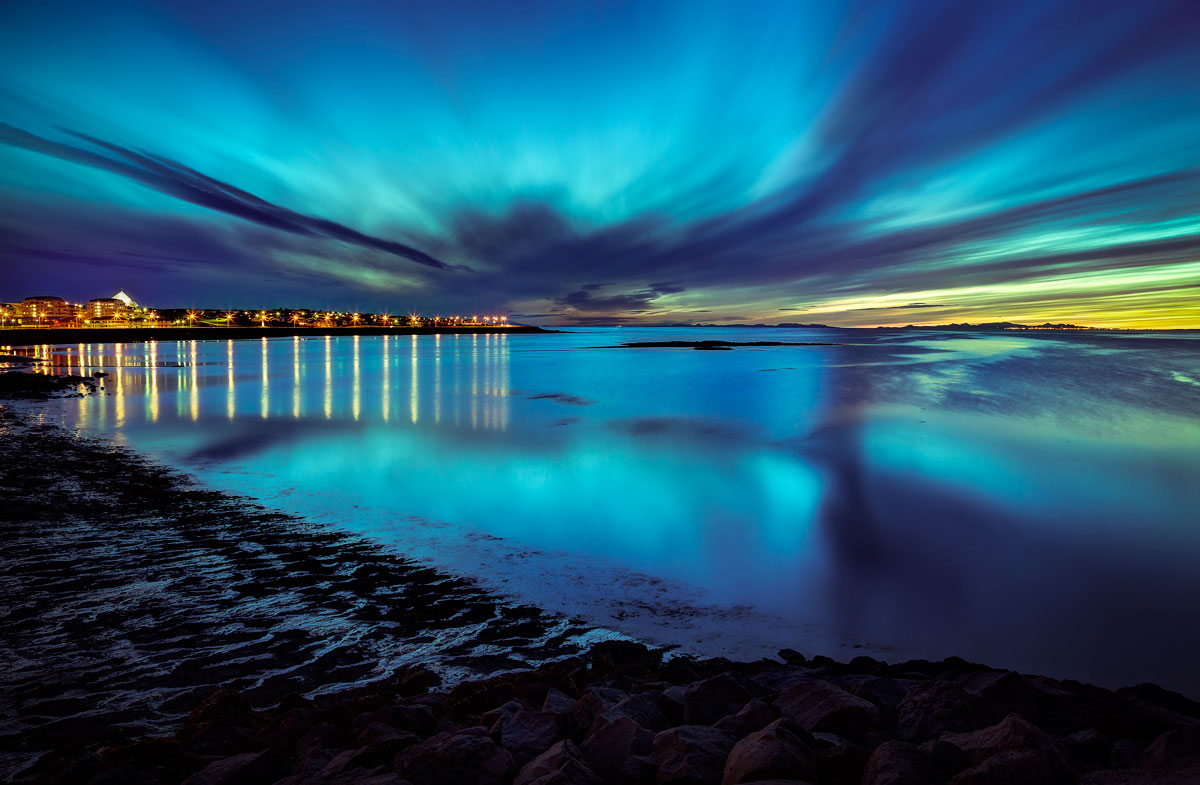reykjavikseashore